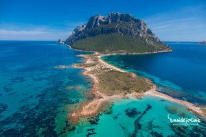 aerial photography Sardinia